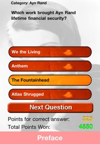 Ayn Rand Quiz
