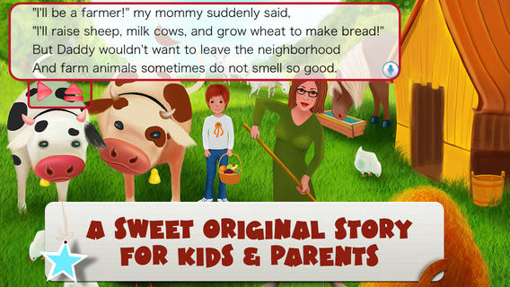 Busy Mommy, Hi-Tech Mom - An Original Interactive Educational Family Storybook