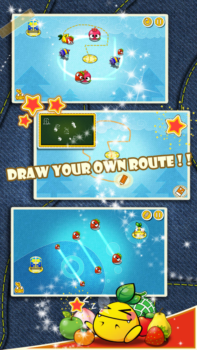 app shopper soda seed free fruit draw games