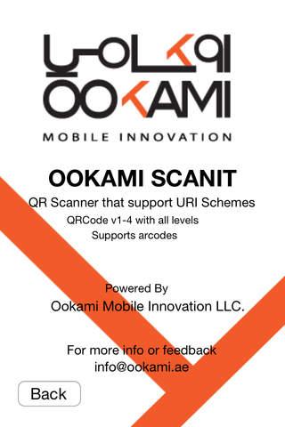 Ookami Scanit