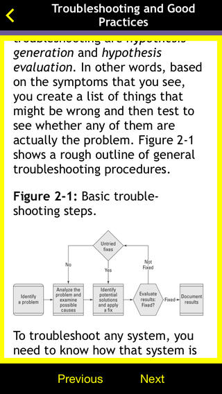 CompTIA A+ Certification Practice For Dummies iPhone Screenshot 4
