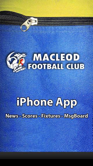 Macleod Football Club