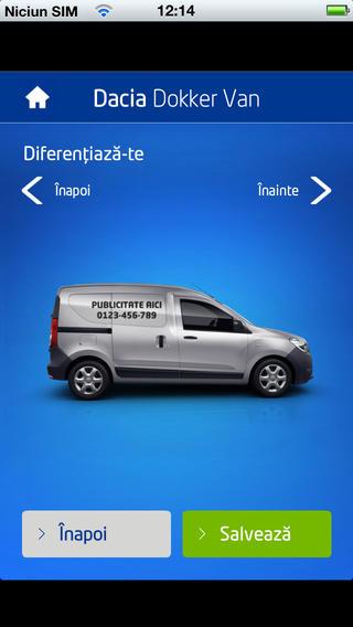 Dacia Dokker Van Toolbox