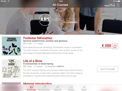 Ars e-learning