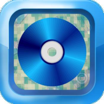 Disk Virtual Memory HD LOGO-APP點子