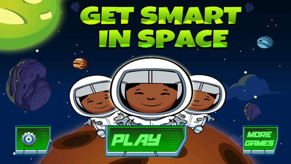 Get Smart in Space FREE - A Galaxy Count and Guess Rush