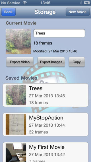 MyStopAction iPhone Screenshot 4