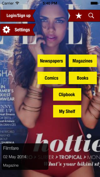 Readwhere : Indian Newspapers, Magazines, Comics and Books