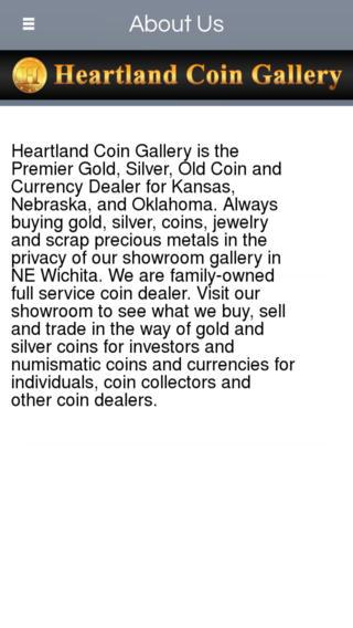 Heartland Coin Gallery - Wichita