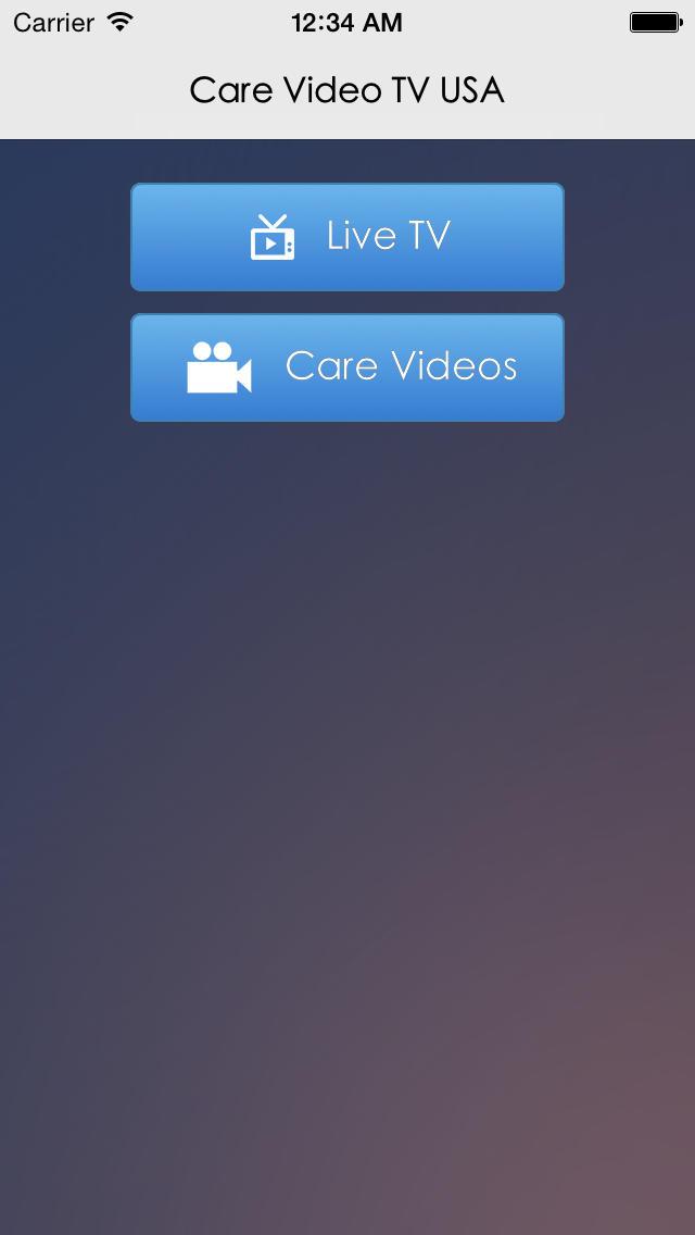 Care World TV  Screenshot