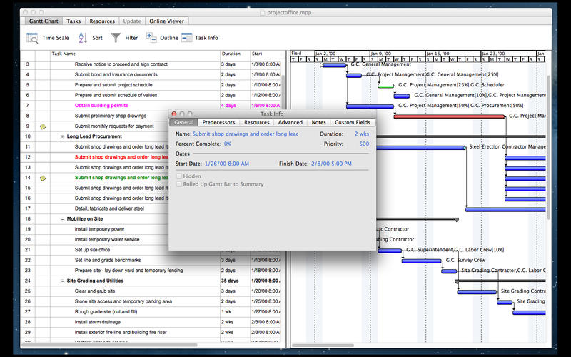 Project Viewer 365 Screenshot - 3