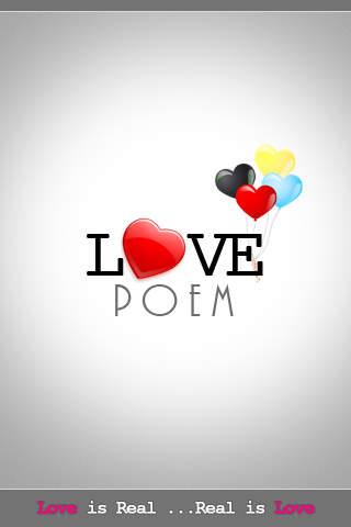Love Poems.