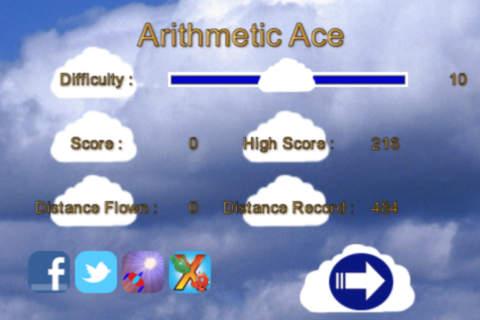 Arithmetic Ace screenshot 2