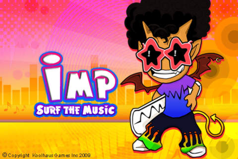 iMP: Surf the Music screenshot 1