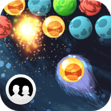 Bubble Galaxy With Buddies - iOS Store App Ranking and App Store Stats