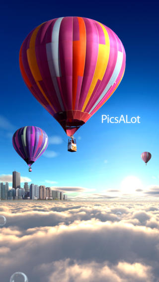 PicsALot - Beautify Your Pictures with Cool Effects