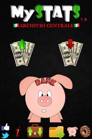 MyStatS - The Virtual Piggy Bank