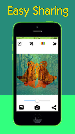 Crop Photos Pro - Add Shapes, Texts, Cut on Image, Foto for Easy Share for Instagram
