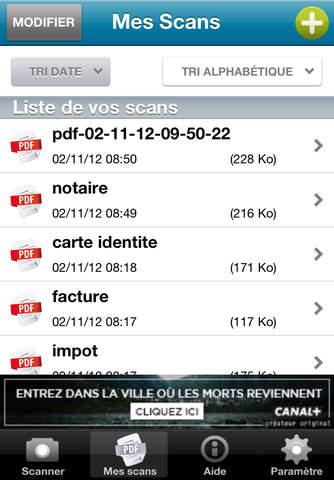 Bubble Scan : votre scanner de poche avec HomeBubble