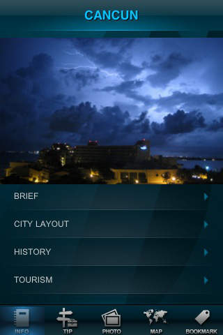 【免費旅遊App】Cancun World Travel-APP點子