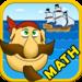 Math Sea Fight. Smart Pirate