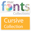 10 款草体字体 MacFonts-CursiveFonts for Mac