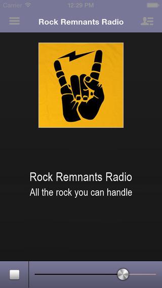 Rock Remnants Radio