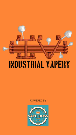 Industrial Vapery - Powered by Vape Boss