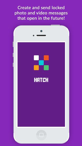 Hatch - Send locked messages