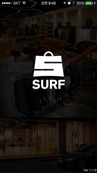 SURF: MOBILE FASHION PLATFORM