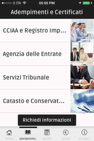 Punto Service screenshot 2
