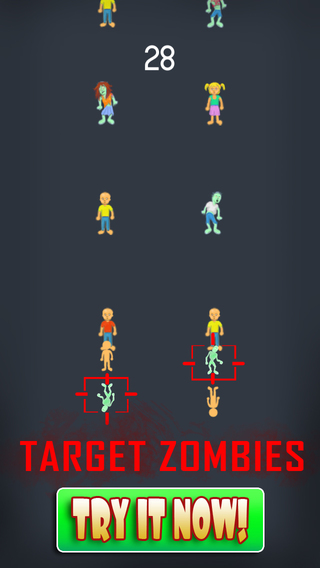Zombie Finder – Quick Pick Match Game