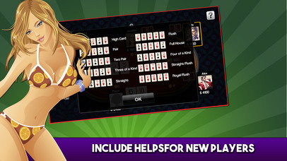 Texas Holdem Poker Offline Full screenshot 3