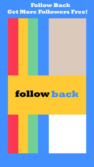 玩社交App|Follow Back- Get more followers for instagram free and boost instagram likes on app免費|APP試玩