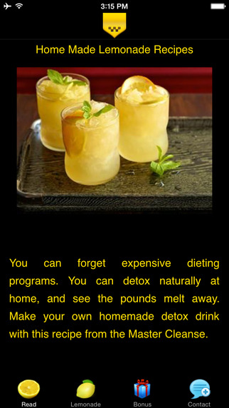 Home Made Lemonade Recipes - Losing Body Fat