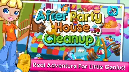 After Party House Cleanup