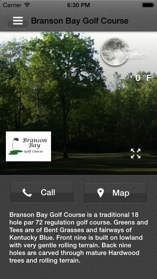 Branson Bay Golf Course