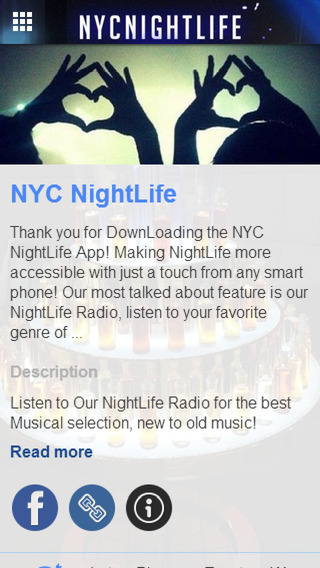 NYCNightLife App