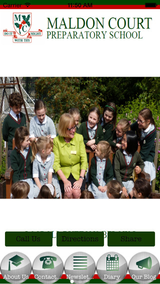 Maldon Court School