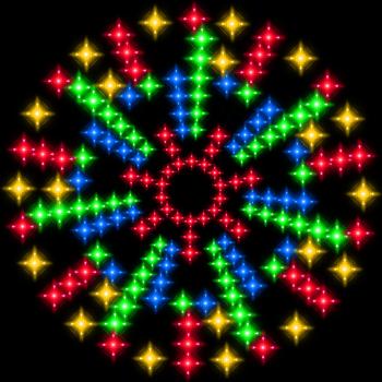 Magic Light Show LOGO-APP點子