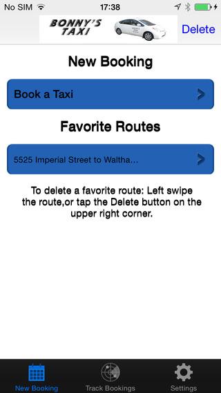 Bonnys Taxi