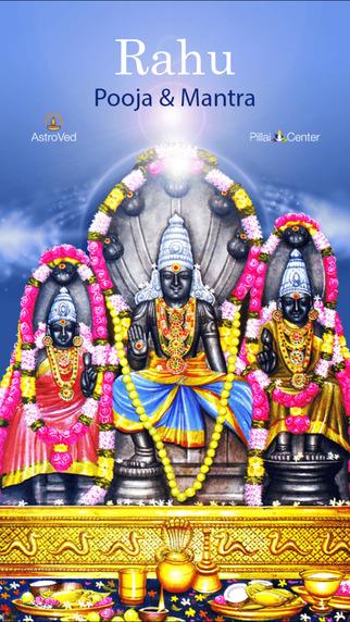 Rahu Pooja and Mantra