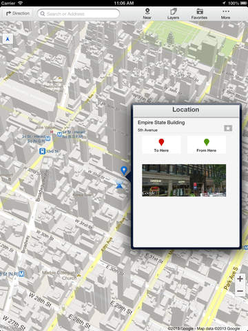 Good Maps - for Google Maps, with Offline Map, Directions, Street Views and More Screenshots
