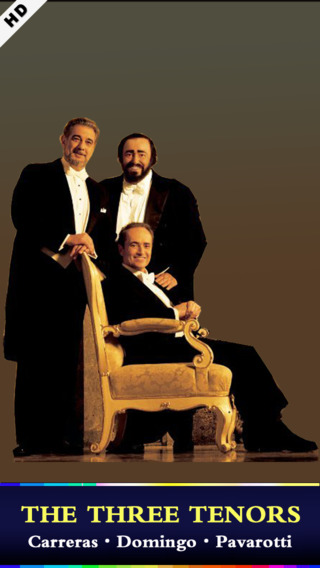 Three Tenors[Pavarotti·Domingo·Carreras]