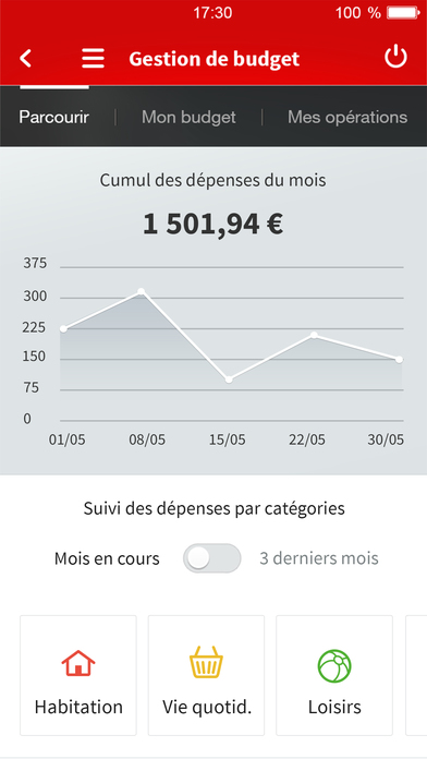 L'Appli iPhone Screenshot 4