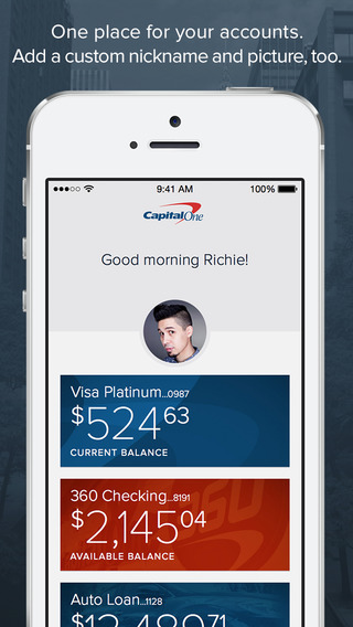 Capital One Mobile 5