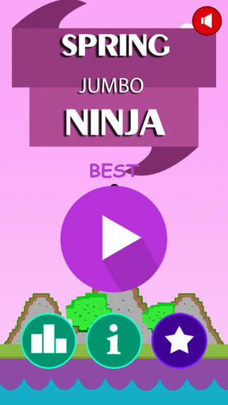 Spring Jumbo Ninja