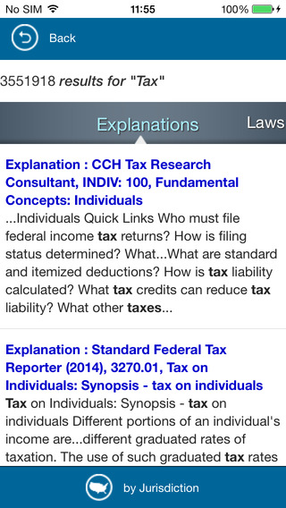 CCH Mobile iPhone Screenshot 4