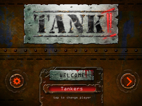 iTT Tank iPad Screenshot 1