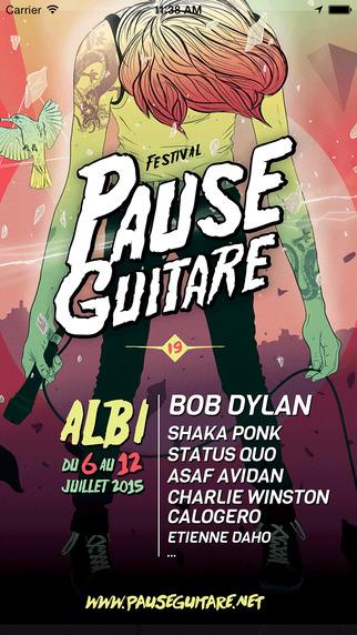 Pause Guitare Festival